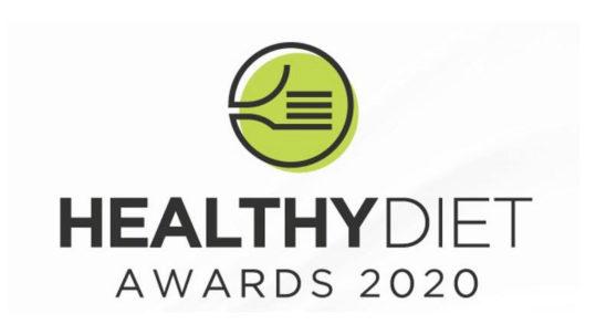 Healthy Diet Awards 2020