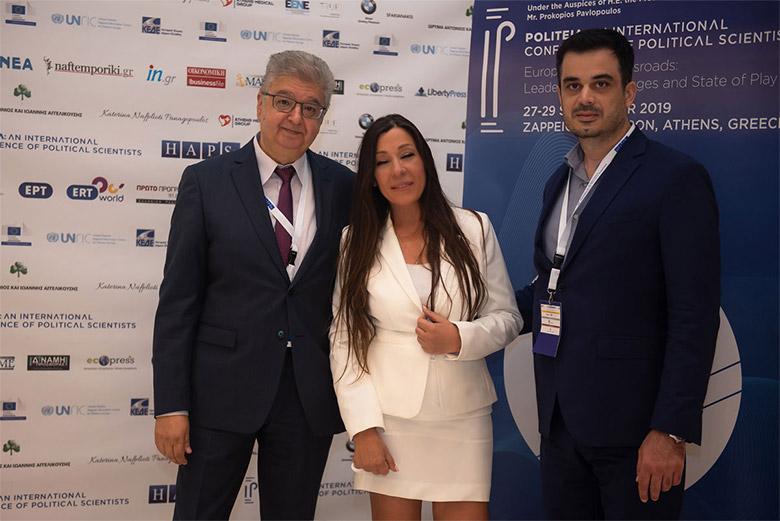 Δρ. Παρή Ράπτη: Οι πολιτικές υγείας στο επίκεντρο του διεθνούς συνεδρίου POLITEIA του ΕΟΠΕ